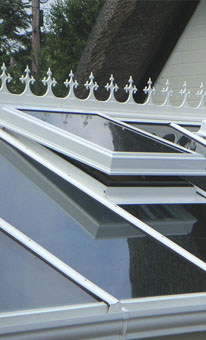 Conservatory Roofs & Roof Finishing